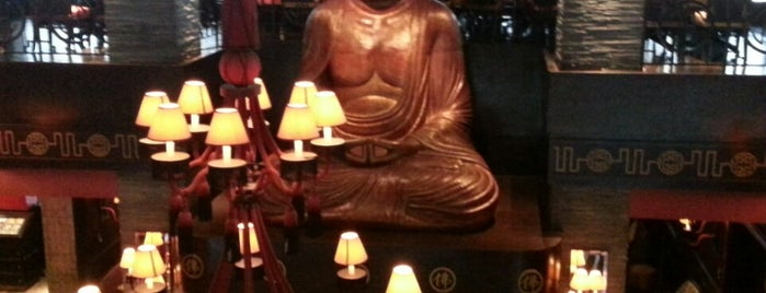 Buddha-Bar Manila is one of A list.