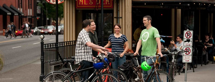 Pedal Bike Tours is one of Portland by Bike.