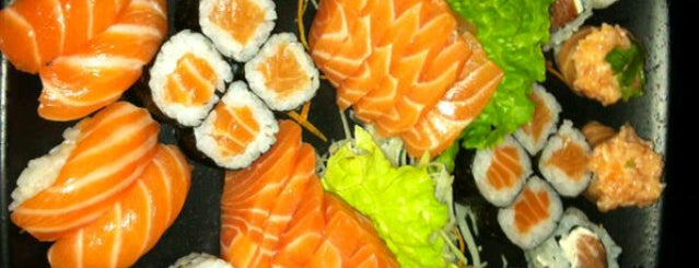 Koi Sushi is one of BC.