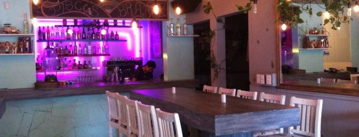 Pez Bravo is one of Restaurantes peruanos en DF.