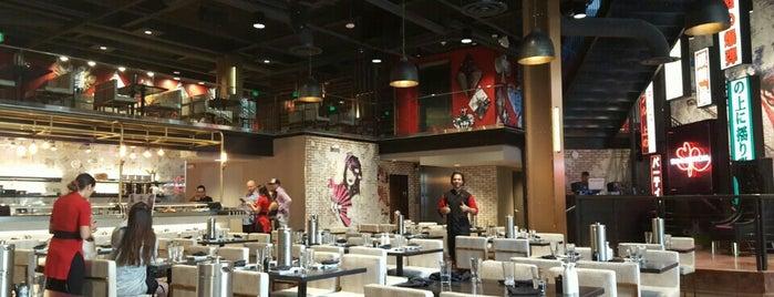 Sake Rok is one of Vegas.
