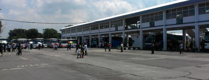 Terminal Purabaya (Bungurasih) is one of Ilove frined and bayby.