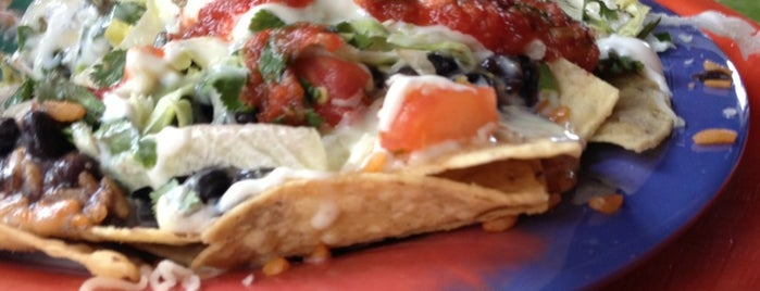Blue Coast Burrito is one of home.