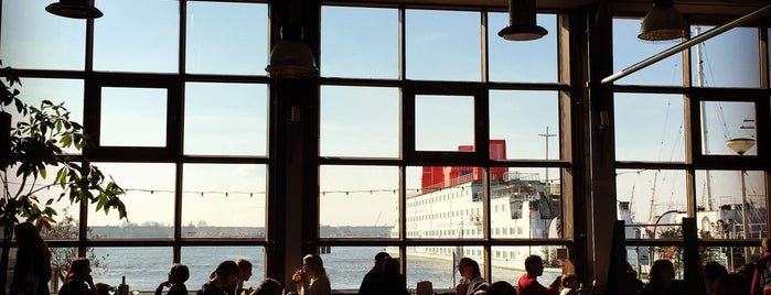 IJ-kantine is one of I ♥ Noord.