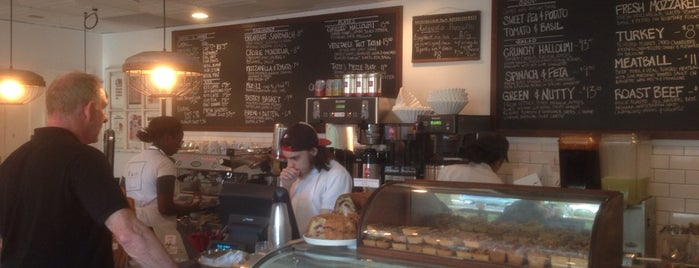 Tatte Bakery & Cafe is one of Boston.