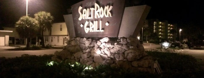 Salt Rock Grill is one of Bitchin' Guide to Indian Rocks Beach.