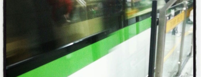 Jiangsu Rd. Metro Stn. is one of Metro Shanghai.