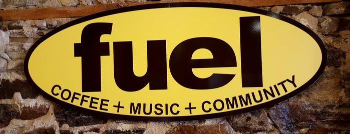 Fuel Coffee House is one of Road trip.