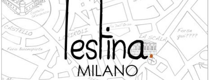 Testina Milano is one of i posti di Nat - mangiare a Milano.