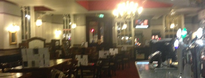 The Paper Moon  (Wetherspoon) is one of JD Wetherspoons - Part 1.