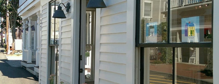 Adam Peck Gallery is one of Provincetown.