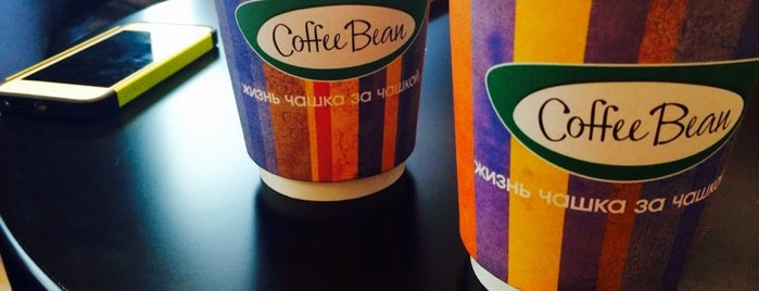 Coffee Bean is one of Еда На Forever..)!)$!)))!)))$)!)).