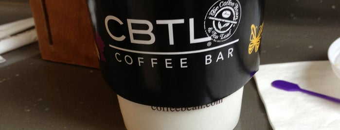 CBTL Coffee Bar is one of makan @ KL #16.