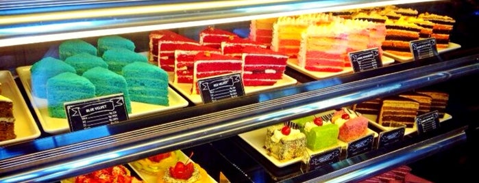 Michel's Patisserie is one of Cemal Cemil Resto.