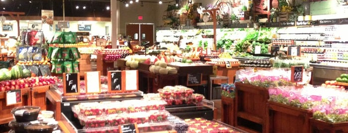 The Fresh Market is one of Places to try.