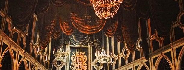 Малый театр is one of ордынка.