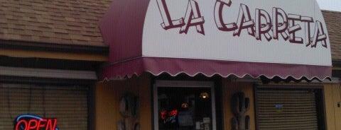 La Carreta is one of Favorites.