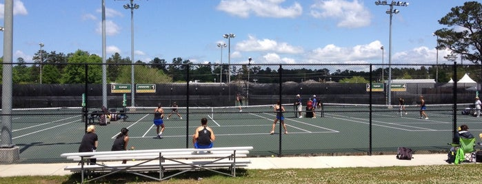 Southeastern Tennis Complex is one of Td1.