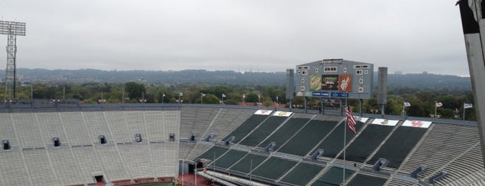 Legion Field is one of Sporting Venues To Visit.....