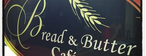 Bread & Butter Cafe is one of GoPago in San Francisco.