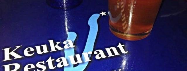 Keuka Restaurant is one of Penn Yan Pub & Grub.