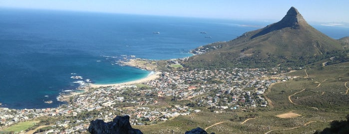 Table Mountain National Park is one of Travel Guide to Cape Town.
