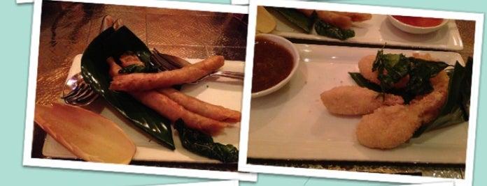 Basil Restaurant is one of Great food in Bangkok.