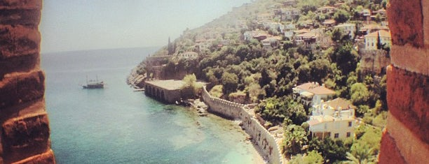 Kızıl Kule is one of Antalya-Mavangat-Alanya Gezilerim.