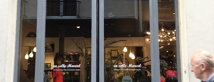En Selle Marcel is one of Paris.