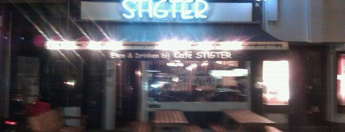 Café Restaurant Stigter is one of Werkplekken.