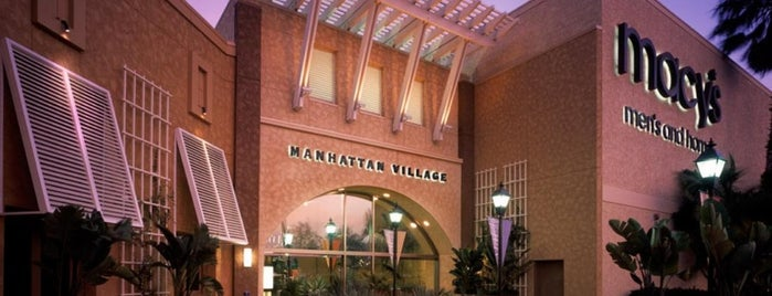 Manhattan Village Shopping Center is one of Favorite places.