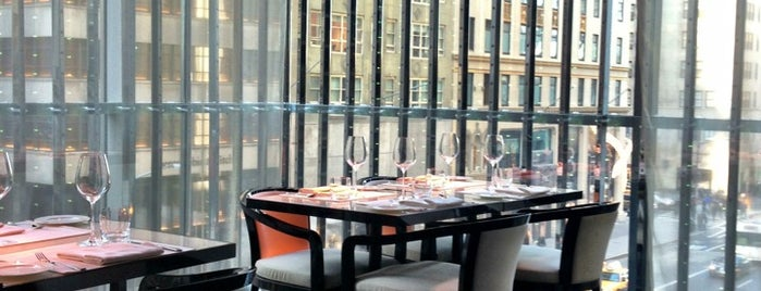 Armani Ristorante is one of Manhattan 2.