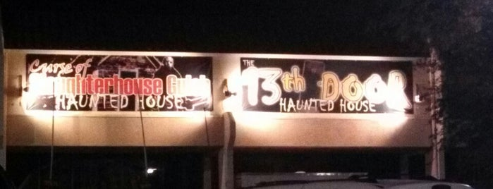 The 13th Door is one of Best Haunts and Scares In United States-Halloween.