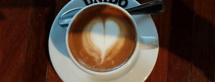 Café Unido is one of comer en panama.