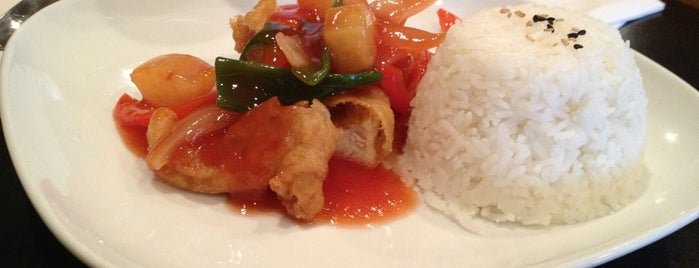 Lemongrass Thai is one of Raleigh Favorites.