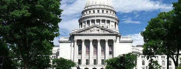 Wisconsin State Capitol is one of State Capitols.