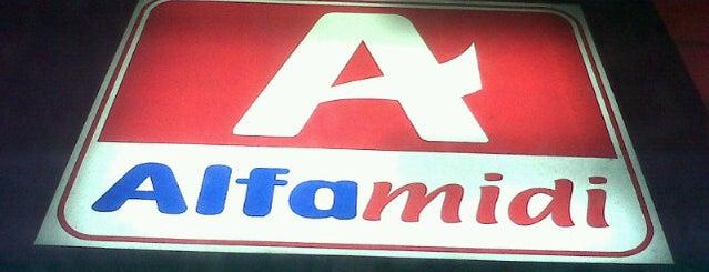 AlfaMidi is one of My adventure collection !.