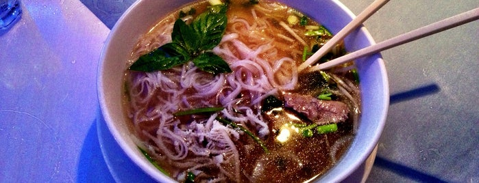 Pho Saigon Garden is one of RVA eat & drink.