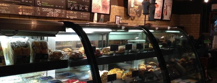 Starbucks is one of Must visit.