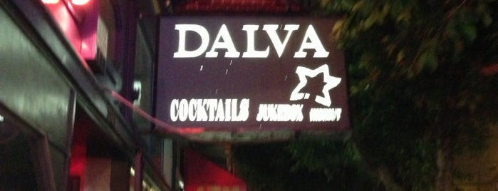 Dalva is one of The San Franciscans: Happy Hour.