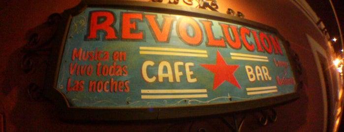 Café Bar Revolucion is one of Lugares.