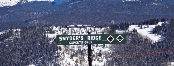 Aspen Highlands is one of Colorado Ski Areas.