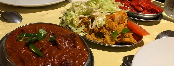 Bombay Palace is one of Eat & drink Cork.