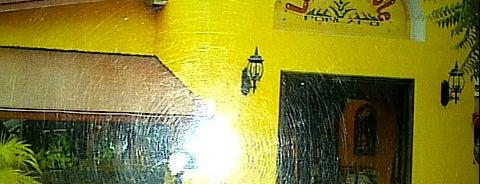 La casa del mole is one of Comida.