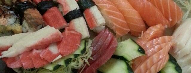 Hiatari Sushi Bar is one of Japoneses.