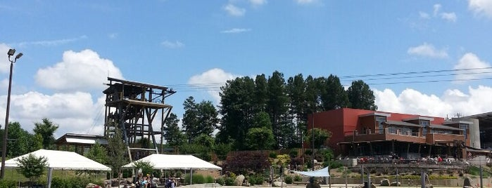U.S. National Whitewater Center is one of Explore NC.
