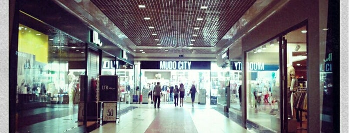 Mudo City is one of Shopping.