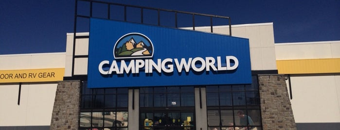 Camping World is one of Bowling Green, Kentucky Attractions.