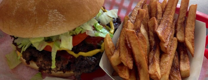 Burger Nook is one of Las Cruces Food.