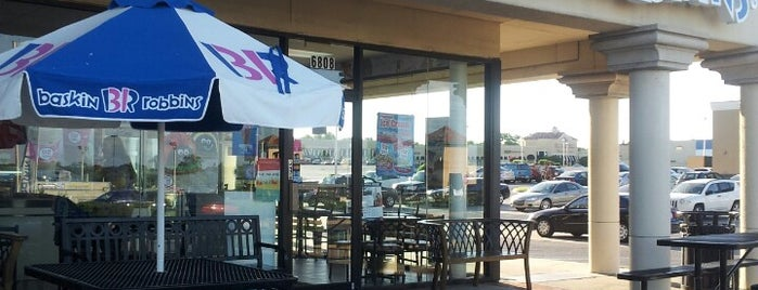 Baskin-Robbins is one of The 15 Best Places for Sunsets in Tulsa.